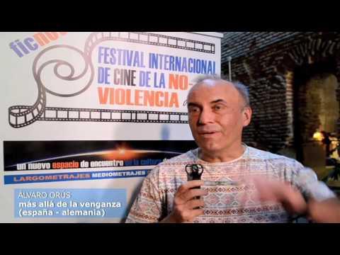 Entrevistas III FICNOVA 2016 Álvaro Orús