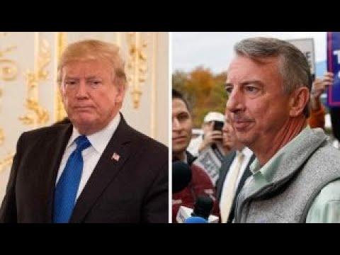 Voters, Trump reject Ed Gillespie in 'purple state' Virginia