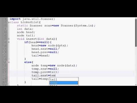 Part1 DSA With JAVA  Doubly Linked Lists Implementation In Java