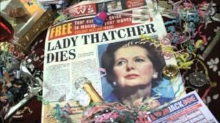 Attila the Stockbroker - Maggots One Maggie Nil (Thatcher Death Song)