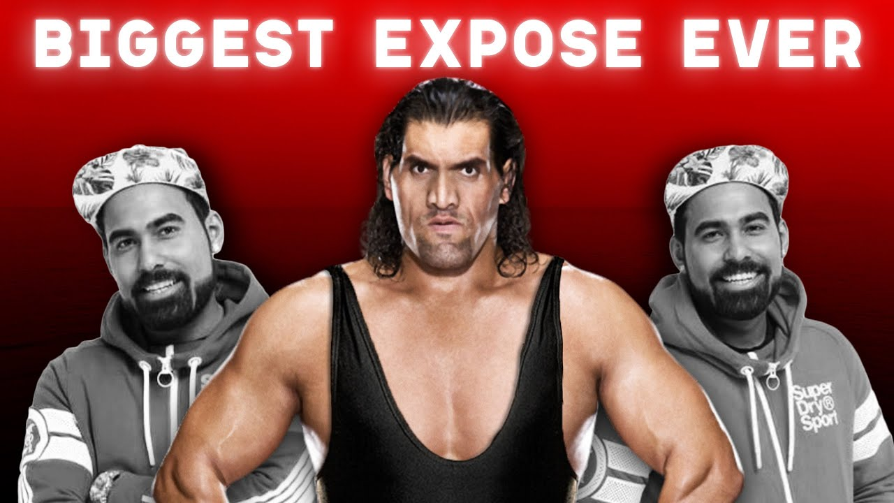 FACT CHECK EP-1 FT THE GREAT KHALI & GAURAVZONE   