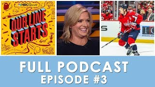 Can Sabres end playoff drought? Devils GM Ray Shero joins | Our Line Starts Ep. 3 | NBC Sports
