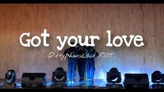 Dirtyphonics x RIOT - Got Your Love(Alien dance studio) 축제 영상/COVER DANCE_댄스팀 라디안스