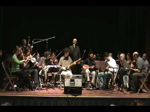 Rroka Mandolinen (Middle East Music Ensemble - Univ. of Chicago)