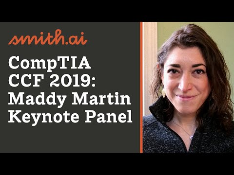 CompTIA Communities & Councils Forum 2019 - Opening Keynote ...