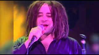 """Counting Crows """"Hanginaround"""" LAUNCH live performance 1999"""