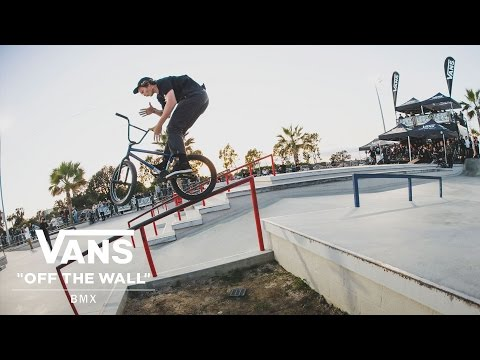 2017 Vans BMX Street Invitational: Devon Smillie - 2nd Place Run | BMX | VANS