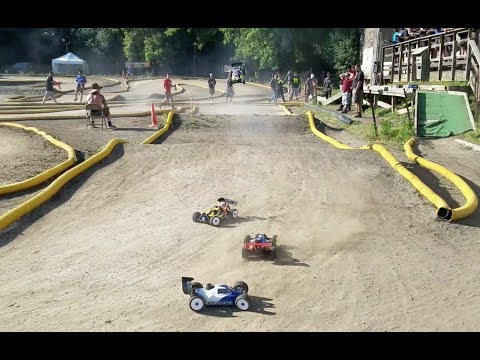 MY VERY FIRST RC RACE! BARNSTORMERS-RC MUSTSEE