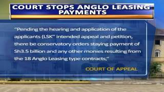 Court Stops Govt From Further AngoLeasing Payments