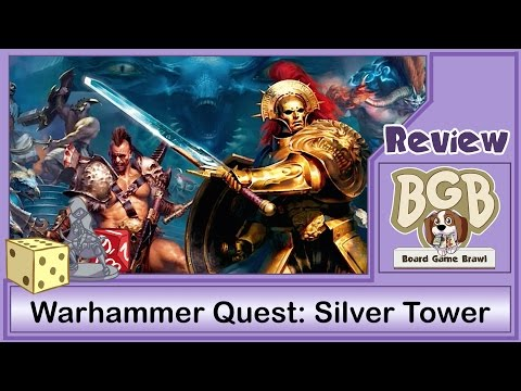 Warhammer Quest Silver Tower Demo in Omaha on June 11th