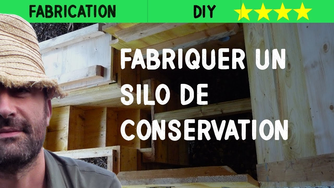 Fabriquer un silo de conservation youtube for Fabriquer un miroir de telescope