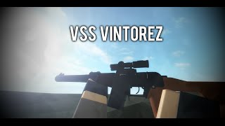 THE VSS VINTOREZ - ROBLOX PHANTOM FORCES