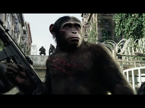 Dawn of the Planet of the Apes Full Movie 2014/ Gary Oldman, Keri Russell, Andy Serkis
