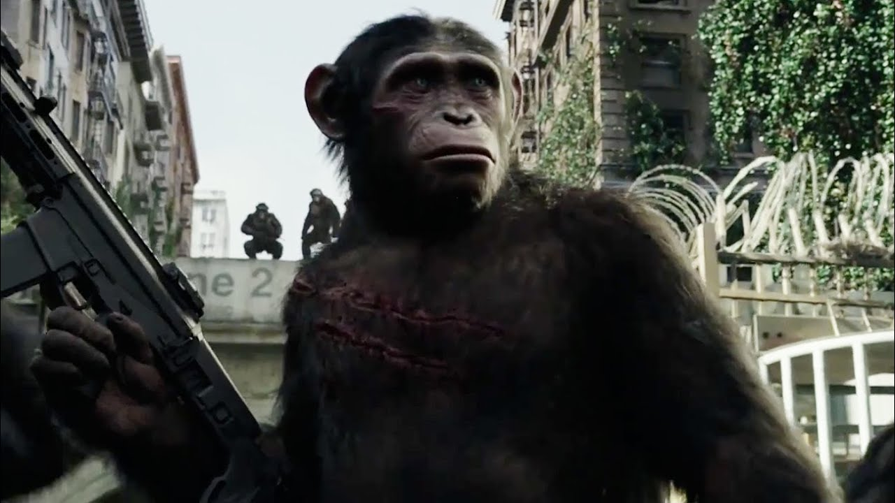 Download Dawn of the Planet of the Apes Full Movie 2014/ Gary Oldman, Keri Russell, Andy Serkis