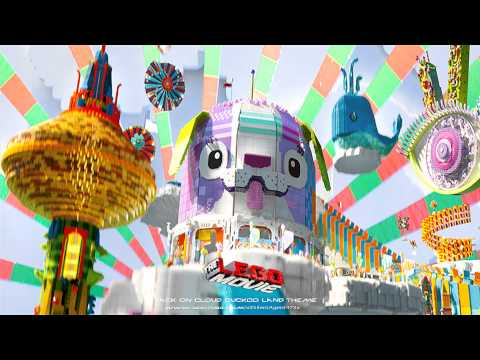 The Lego Movie Videogame - Attack On Cloud Cuckoo Land Theme (Tension)