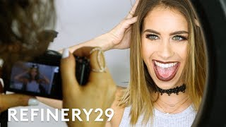 Lucie Fink Lives Like Beauty Instagrammer Foinika Kay | Lucie Fink Take Over Week | Refinery29