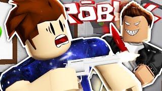 Roblox | Murder Mystery 2 | MURDERER VS SHERIFF STANDOFF!!