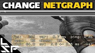 NET_GRAPH CUSTOMIZATION - CS:GO Tutorial