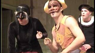 Scenes from moliere's scapin, directed by niky wolcz at columbia university