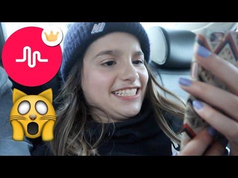 Annie Reacting to Mia Reacting to Annie's Musical.lys 🙀 (WK 323.3) | Bratayley