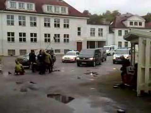 Varg Veum  Falne Engler. Bergen