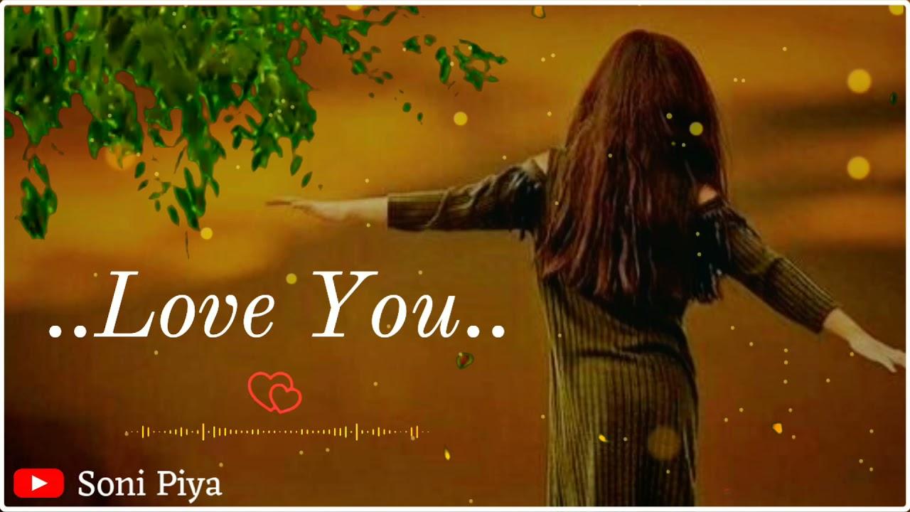 ❤ I Love You Status   Romantic Love Status ❤   Romantic Shayari Status ❤