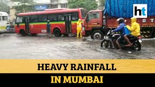 Cyclone Nisarga aftermath: Mumbai wakes up to heavy showers & water logging