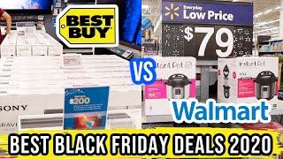 WALMART and BEST BЏY BLACK FRIDAY SHOP WITH ME 2020 || CRAZY TV DEALS + The BEST & WORST 2020 Deals!