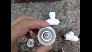 Разборка кранов TEBO(, 2014-05-31T08:26:40.000Z)