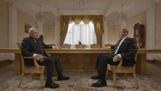 Интервью с Сергеем Лавровым