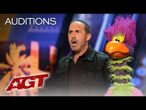 Download Lagu  Michael Paul And His Hilarious Bird Of Prey Earn A YES! - America's Got Talent 2019 Mp3 Free