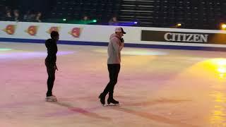 Exhibition. European Figure Skating Championships 2019