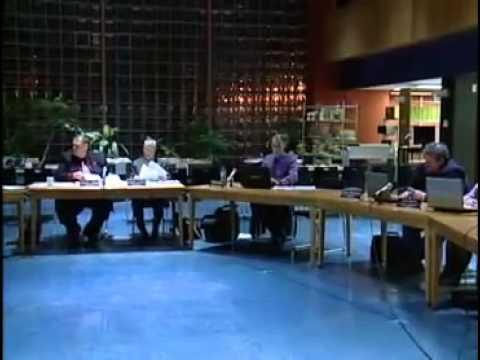 Réunions Publiques - CSCV - Décembre 2012
