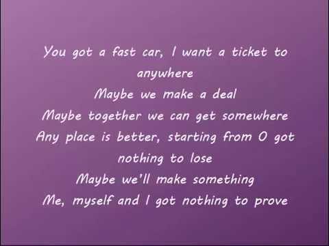 Sam Smith - Fast Car (BBC Radio 1 Live Lounge Cover) (Lyrics) (2014) (HD)
