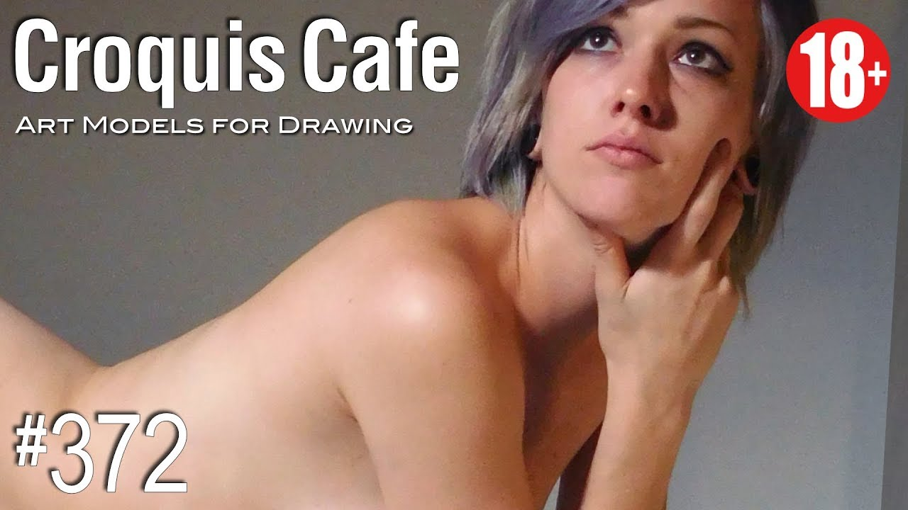 CROQUIS CAFE: Art Models for Drawing, Week 372 (Preview)
