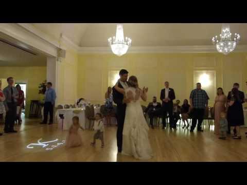 Julia Wonio & Chris Koerperich First Dances