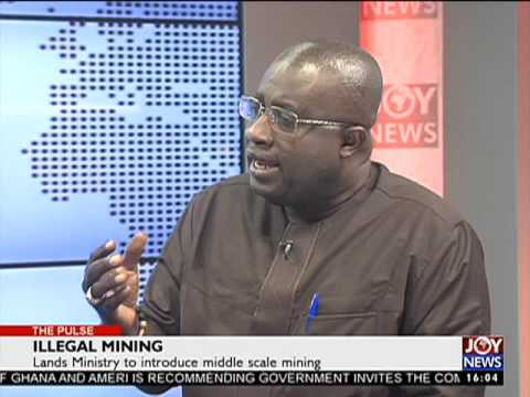 Illegal Mining - AM News on Joy News (28-3-17)