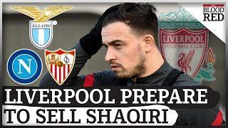 """LIVERPOOL WON'T STOP ME"" | Liverpool prepare for Xherdan Shaqiri sale | TRANSFER REPORT screenshot 1"