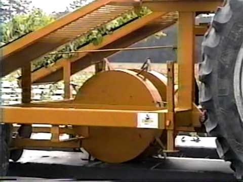 Reddick YF-460 Water Wheel Transplanter