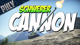 SCHWERE KANONE - Sturmpanzer Tank Destroyer (War Thunder Tanks Gameplay)