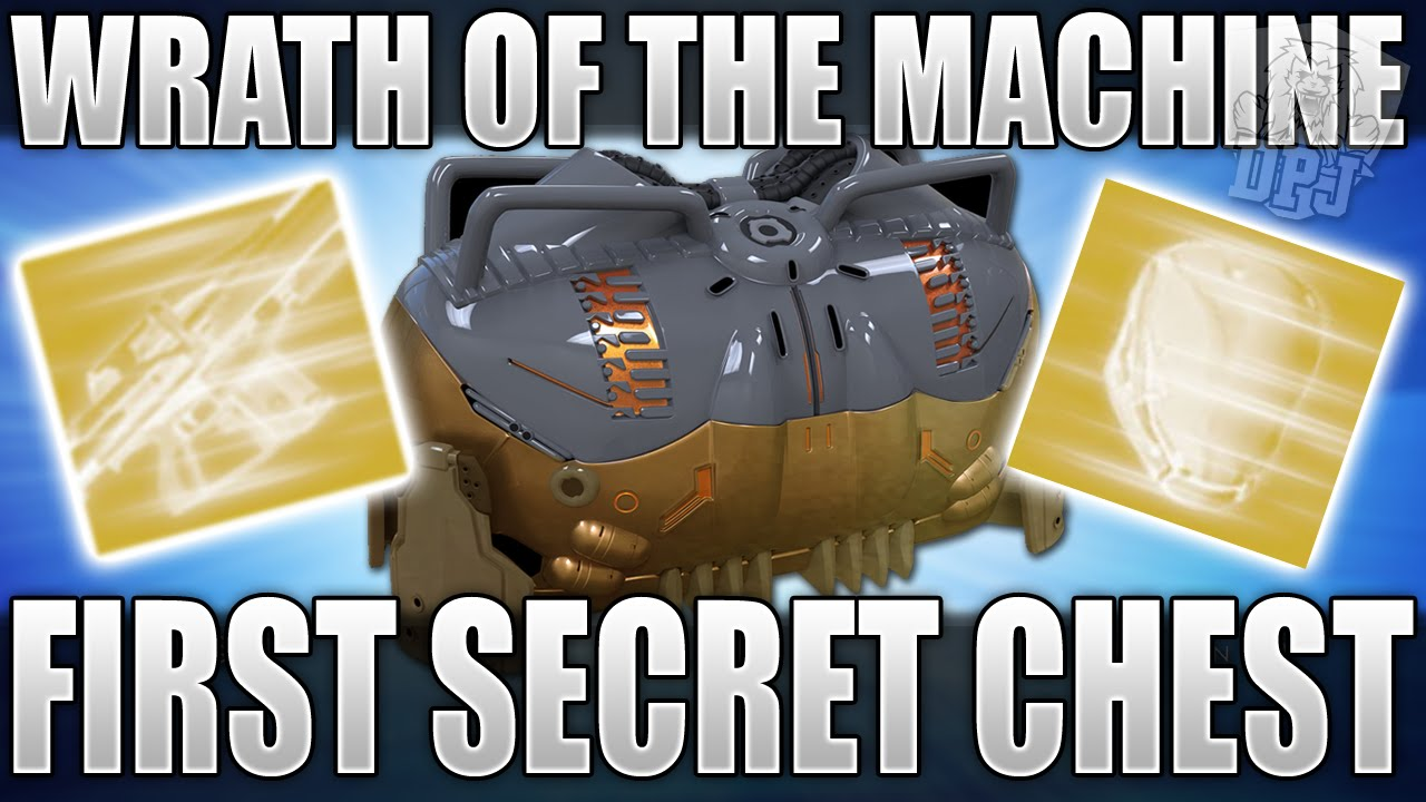 wrath of the machine chest locations