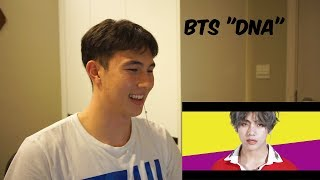 "KPOP LOVER REACTS TO: BTS ""DNA"""