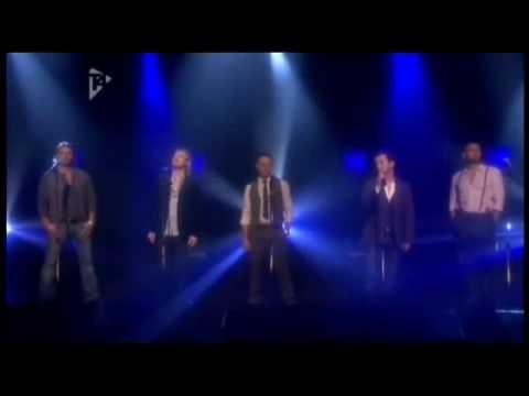 Boyzone - Better    Live on T4