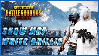 PUBG LIVE | SNOW MAP IS COMING | Join The Action!!!!