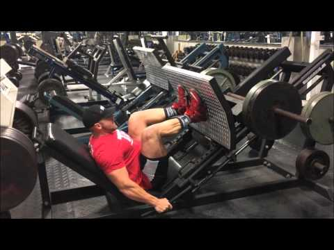 45 Degree Leg Press Machine   A Complete Guide With Form Tips   Tiger Fitness