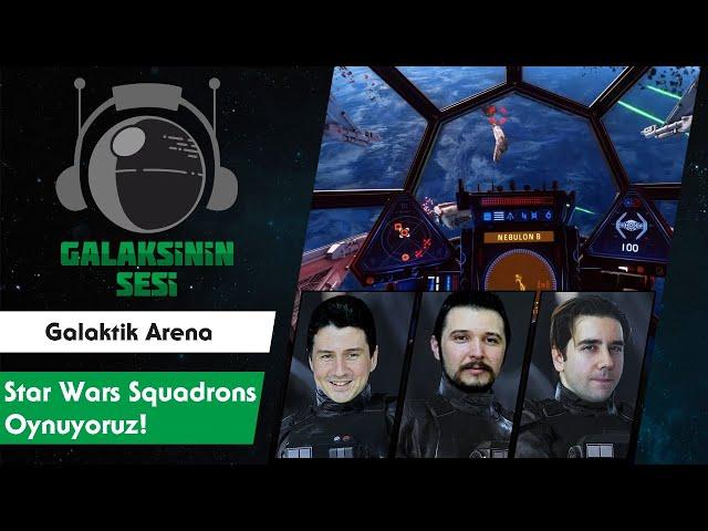 Star Wars: Squadrons (multiplayer) oynuyoruz!