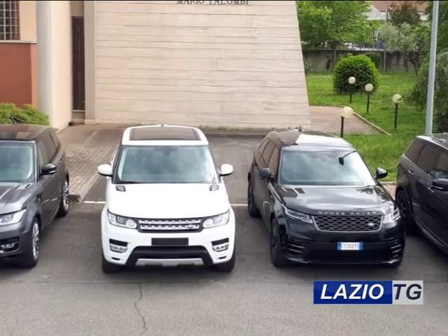 LAZIO TG   APRILIA ARDEA RICETTAZIONE DI AUTO, DUE ARRESTI
