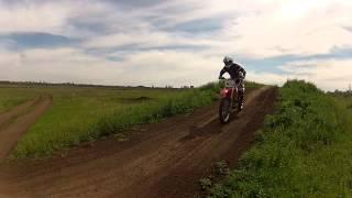 Николаев мотокросс тренировка прыжки