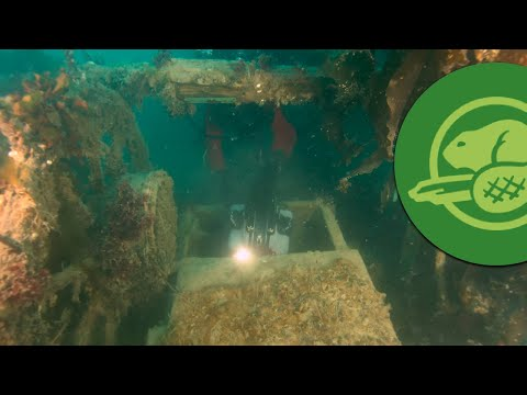 Parks Canada Guided Tour Inside HMS Terror
