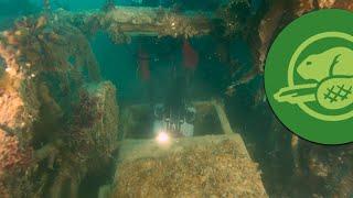 Parks Canada Guided Tour Inside HMS Terror